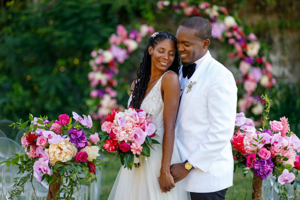 Honeymooning on Nevis (photo provided)