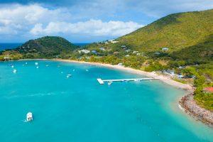 Oualie Beach on Nevis (photo provided)