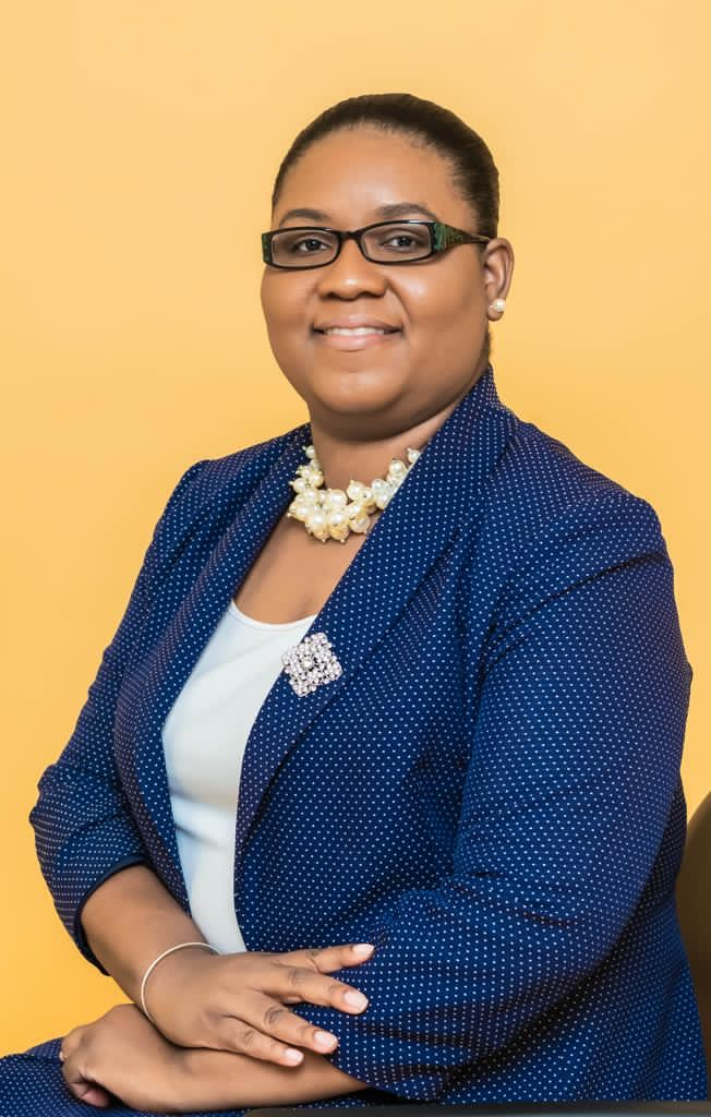 Ms. Zahnela Claxton, Principal Education Officer in the Department of Education on Nevis