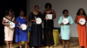 Nurses honoured at the Recognition and Cocktail Ceremony hosted by the Nevis Nurses Association at the Nevis Performing Arts Centre on May 15, 2021