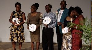 More honourees at the Recognition and Cocktail Ceremony hosted by the Nevis Nurses Association at the Nevis Performing Arts Centre on May 15, 2021