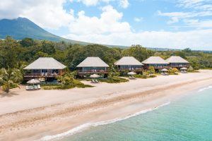 Experience Nevis, from her shores to Nevis Peak (photo provided)