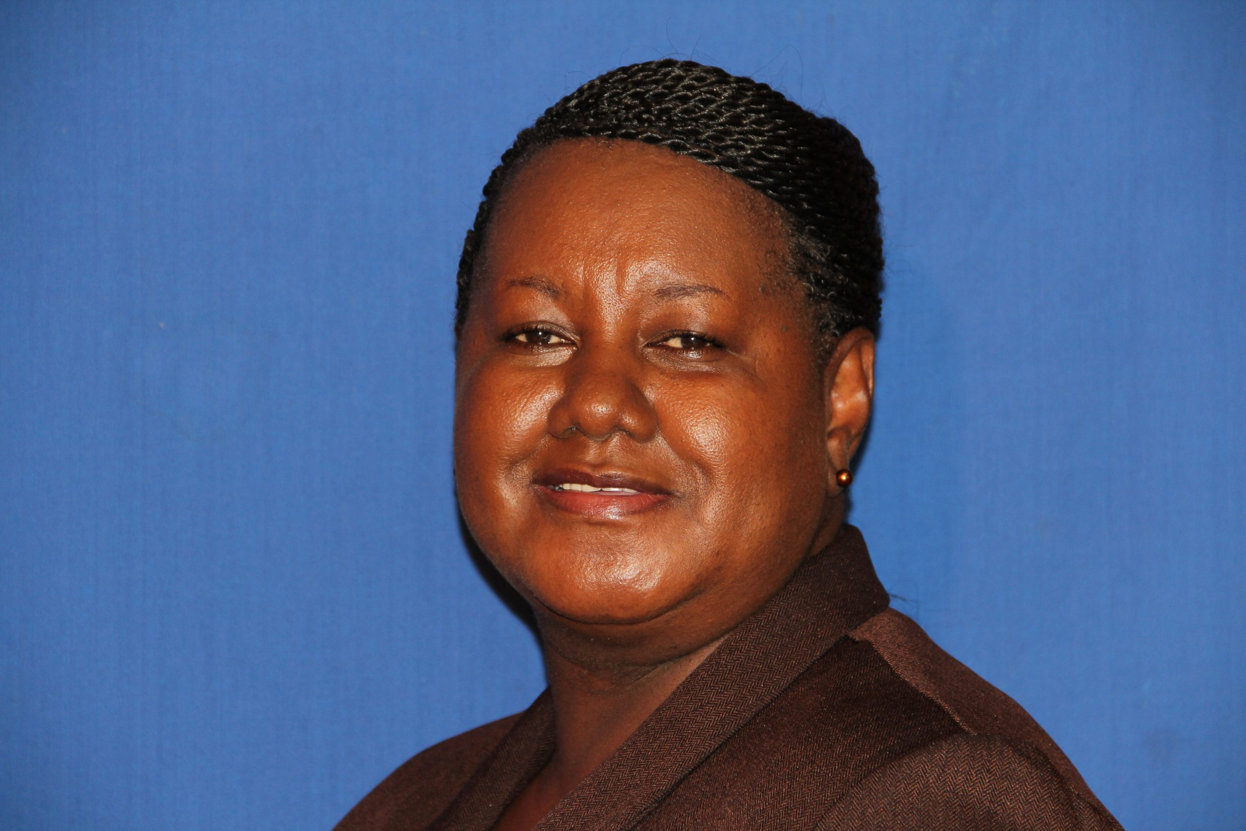 Mrs. Sandra Maynard-Morton, Director of the Department of Social Services at the Ministry of Social Development on Nevis
