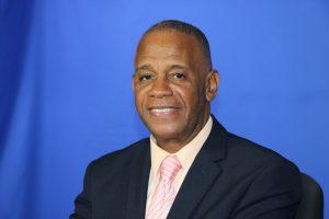 Hon. Eric Evelyn, Minister of Social Development on Nevis (file photo)