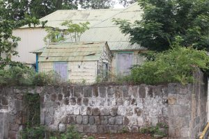 Overgrown neglected property (file photo)