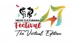 The 47th edition of Culturama logo