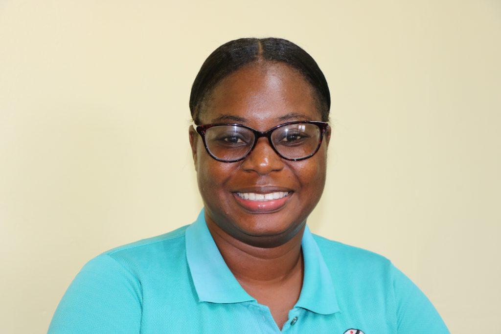 Ms. Kerdis Clarke, Director of Youth on Nevis