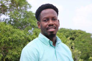 Mr. Mario Phillip, Gender Affairs Officer in the Department of Gender Affairs