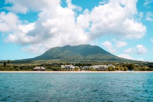 A welcoming Nevis (photo provided)